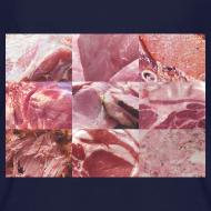 Design ~ Ham Grid Kids' T-Shirt