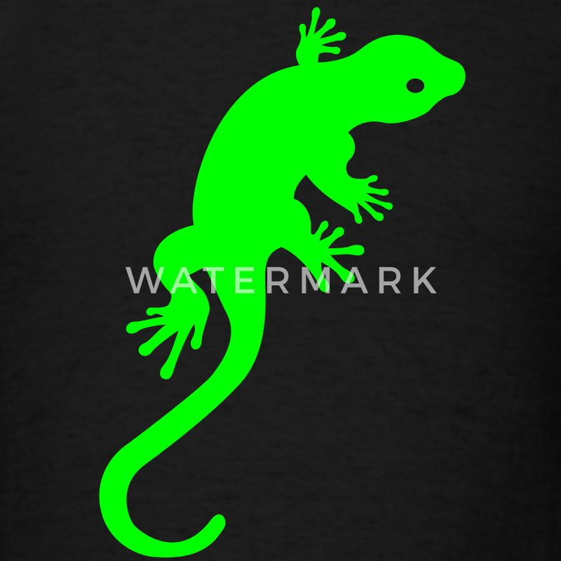 Lizard VECTOR T-Shirts - Men's T-Shirt