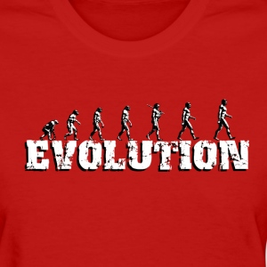 Evolution Women's T-Shirts - Women's T-Shirt