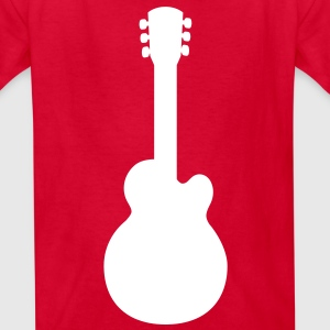 Guitars Kids' Shirts - Kids' T-Shirt