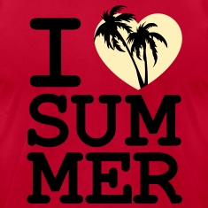 I love Summer T-Shirts