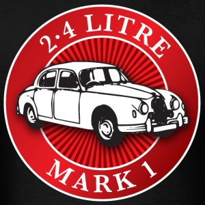 Jaguar mk1 2.4 litre - Men's T-Shirt