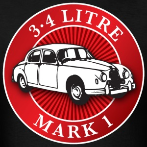 Jaguar mk1 3.4 litre - Men's T-Shirt