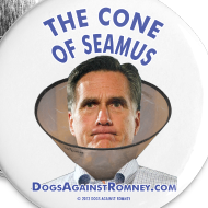 Design ~ (5-Pack) Official Dogs Against Romney