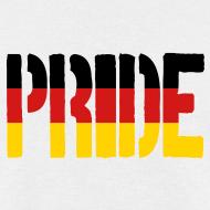 Design ~ PRIDE Germany Flag, Proud to be German
