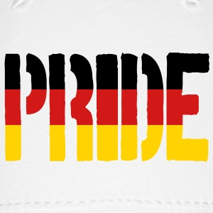 PRIDE Germany Flag, Proud to be German - Baseball Cap
