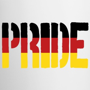 PRIDE Germany Flag, Proud to be German - Coffee/Tea Mug