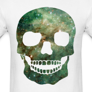 Design ~ COSMIC SKULL - MENS TSHIRT