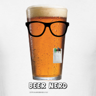 Design ~ Beer Nerd Men's T-Shirt