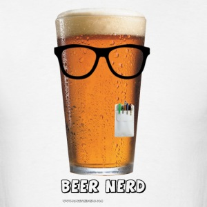 Beer Nerd T-Shirt - Men's T-Shirt