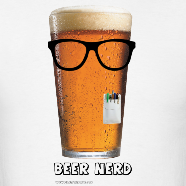 Beer Nerd Men's T-Shirt