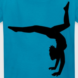 Gymnastics - Kids' T-Shirt