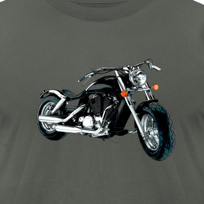 Motorbike shirt