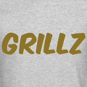 GRILLZ Long Sleeve Shirts - Crewneck Sweatshirt