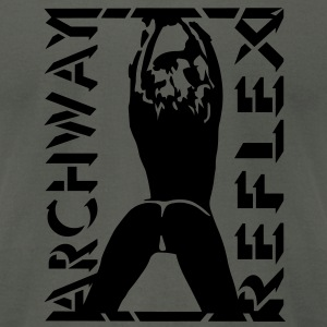 archway_reflex_vec_1 T-Shirts - Men's T-Shirt by American Apparel