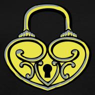 Design ~ Pop My Lock 3D-Yellow/Silver