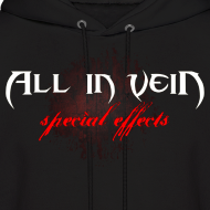 Design ~ All in Vein Special Effects Hoodie