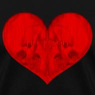 Design ~ All in Vein Love is Suicide Women's T-Shirt