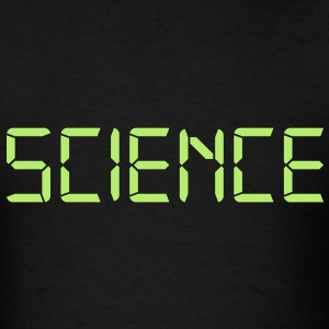 Appropriately typed Science - Men's T-Shirt
