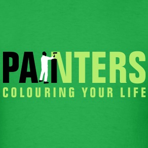 painters_062012_b_3c T-Shirts - Men's T-Shirt