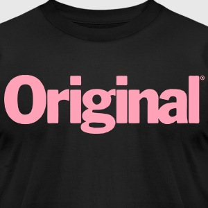 Original - Men's T-Shirt by American Apparel