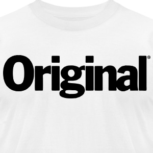 Original T-Shirts - Men's T-Shirt by American Apparel