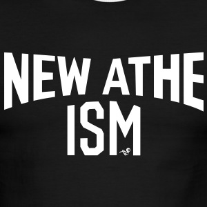 New Atheism - Men's Ringer T-Shirt