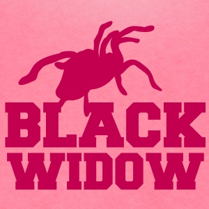 BLACK WIDOW killer spider Tarantula rearing in attack Zip Hoodies/Jackets - Unisex Fleece Zip Hoodie by American Apparel