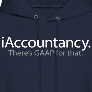 iAccountancy - There's GAAP for That - Men's Hoodie