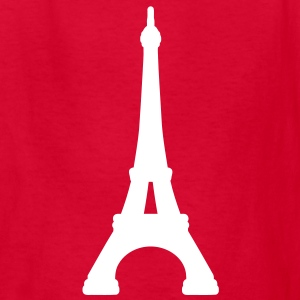 Eiffel Tower Paris Kids' Shirts - Kids' T-Shirt