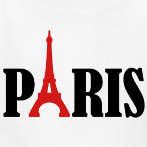 Paris Kids' Shirts - Kids' T-Shirt