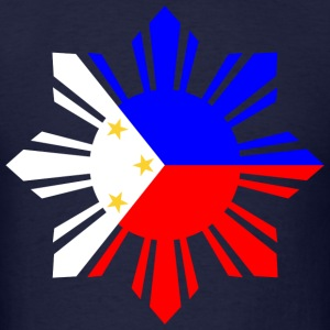 Philippines Flag T-Shirts - Men's T-Shirt