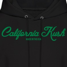 california_kush_made_in_usa Hoodies
