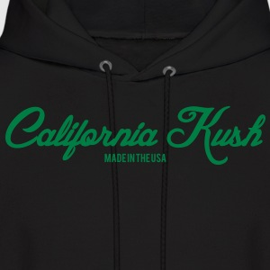 california_kush_made_in_usa Hoodies - Men's Hoodie