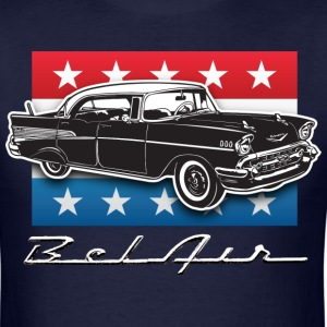 1957 Chevrolet Bel Air - Men's T-Shirt