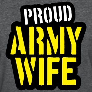 Proud Army Wife - Women's T-Shirt