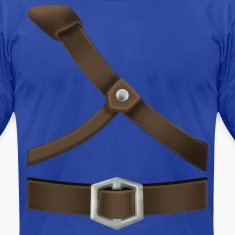 Link Generic Tunic (Skyward Sword) - Front Only T-Shirts