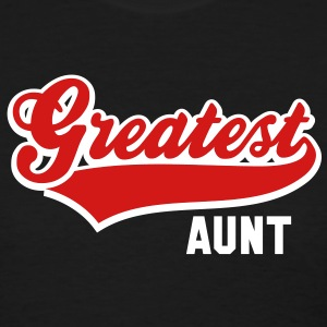 Greatest AUNT 2C T-Shirt RB - Women's T-Shirt