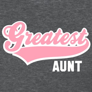 Greatest AUNT 2C T-Shirt RH - Women's T-Shirt