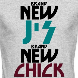 BRAND NEW J'S BRAND NEW CHICK Long Sleeve Shirts - Men's Long Sleeve T-Shirt by Next Level