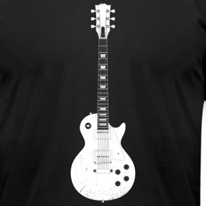lespaul T-Shirts - Men's T-Shirt by American Apparel