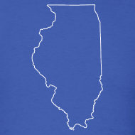 Design ~ Illinois Outline