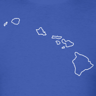 Design ~ Hawaii Outline