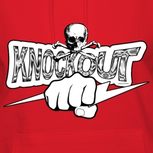 Knockout Fighter Hoodies - Women's Hoodie