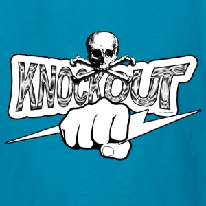 Knockout Fighter 2 Kids' Shirts - Kids' T-Shirt