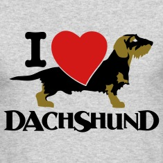 I love dachshound 1