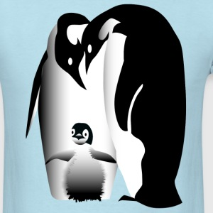 Penguins - Men's T-Shirt
