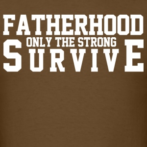 FatherHood - Men's T-Shirt