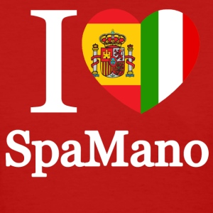 I Heart SpaMano - Women's T-Shirt