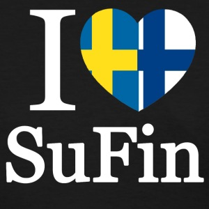 I Heart SuFin - Women's T-Shirt